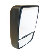 White Bus Mirrors